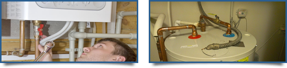 repair water heater services